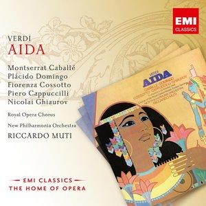 Image for 'Verdi: Aida'