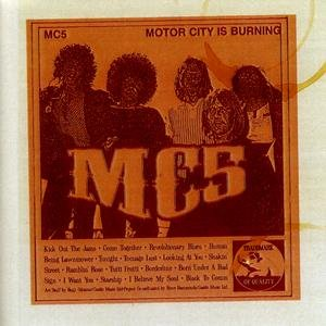 Image pour 'Motor City Is Burning'