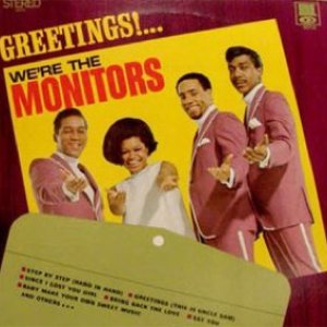 Image for 'Greetings!... We're The Monitors'