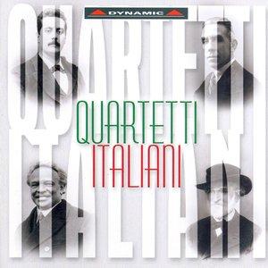 Image for 'Italian String Quartets by Boccherini, Bazzini, Verdi, Puccini, Zandonai, Respighi, and Malipiero'