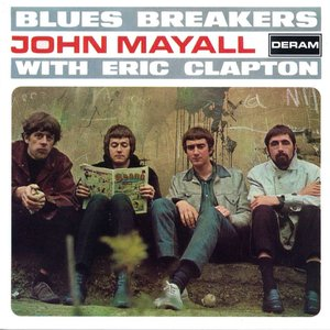 Image for 'Blues Breakers with Eric Clapton'