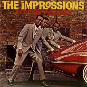 Image for 'Curtis Mayfield & The Impressions'