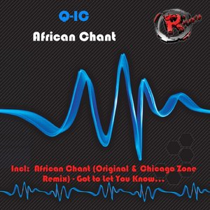 Image for 'African Chant'