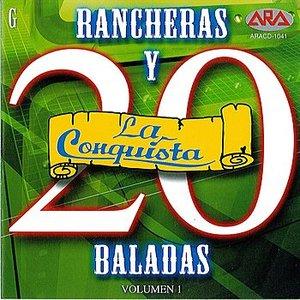 Image for '20 Rancheras Y Baladas'