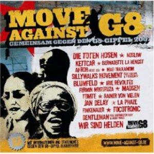 """Imagem de 'Morale (From the Album """"Move against G8 Sampler"""")'"""