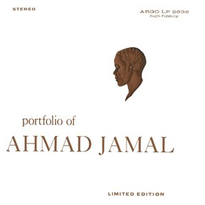 Image for 'Portfolio Of Ahmad Jamal'
