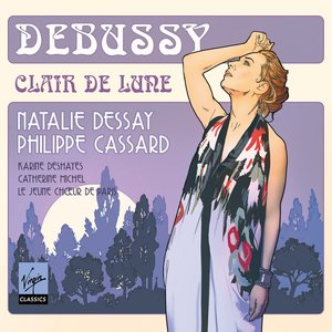 Image for 'Debussy Clair de lune'