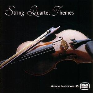 Image for 'String Quartet Themes: Musical Images, Vol. 55'