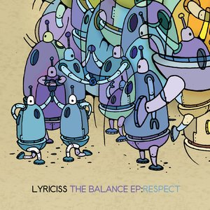 Image for 'The Balance: Respect EP'