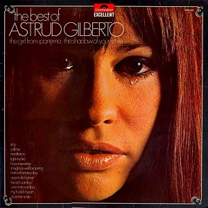 Bild für 'The Best of Astrud Gilberto'