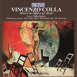 Image for 'Colla: Fantasia per pianoforte e flaut Op. 25, Duo pour flûte et guitarre, Quatuor pour flûte, violon, alto et guitarre'