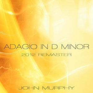 Image pour 'ADAGIO IN D MINOR (2012 Remaster)'