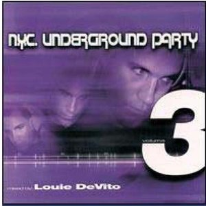 Image for 'N.Y.C. Underground Party, Volume 3'
