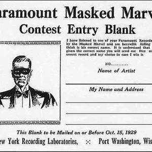 Image for 'Masked Marvel'