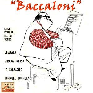 Image for 'Vintage Italian Song No. 51 - EP: Sings Popular Italian Songs'