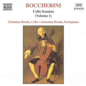 Image for 'Boccherini: Cello Sonatas'