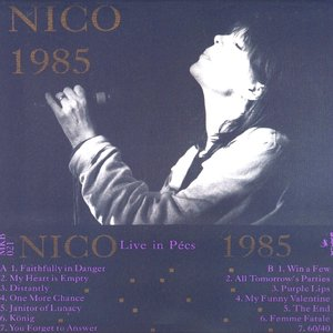 Image for 'Live in Pécs 1985'