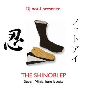 Image for 'The Shinobi EP'