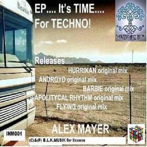 Imagem de 'It's Time for Techno'