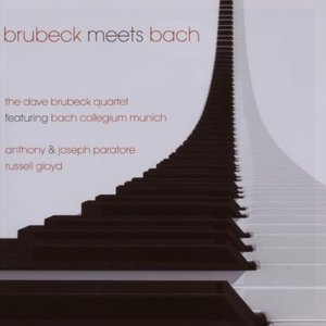 Image for 'Brubeck Meets Bach'