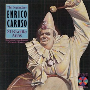 Bild för 'The Legendary Enrico Caruso:  21 Favorite Arias'
