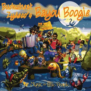 Image for 'Bayou Boogie'