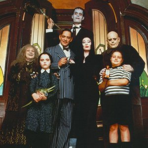 Image for 'The Addams Family'