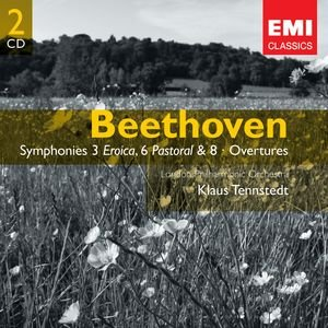 Image for 'Beethoven: Symphony Nos. 3, 6 & 8'