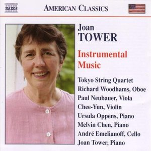 Immagine per 'TOWER: Chamber and Solo Music'
