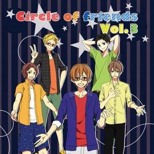 Image pour 'Circle of friends Vol.3'