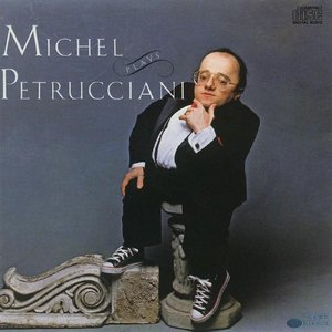 """Michel Plays Petrucciani""的封面"