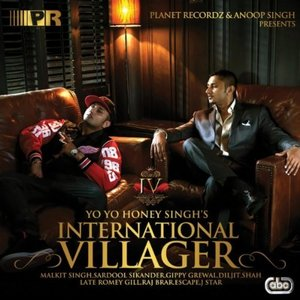 Image for 'International Villager'