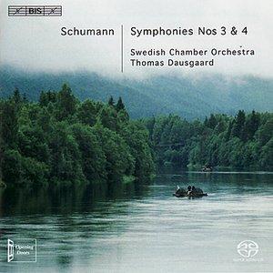Image for 'SCHUMANN, R.: Symphonies Nos. 3 and 4 (Swedish Chamber, Dausgaard)'