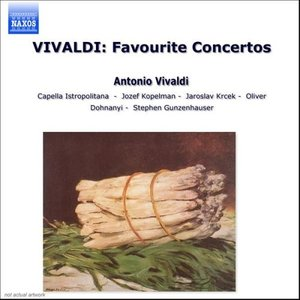 Image for 'VIVALDI: Favourite Concertos'