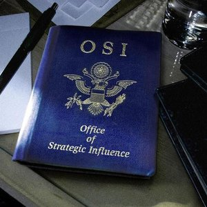 Image pour 'Office of Strategic Influence'