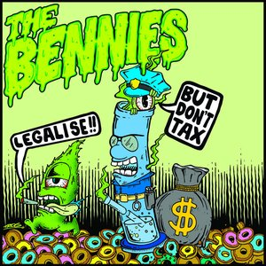Image for 'Legalise (But Don't Tax)'
