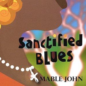 """""""Sanctified Blues""""的封面"""
