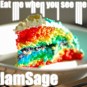 Image for 'Eat me when you see me'