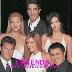Image pour 'Friends Ultimate Soundtrack (disc 1)'