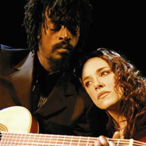 Image for 'Ana Carolina & Seu Jorge'