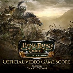 Image for 'The Lord of the Rings Online: Riders of Rohan Official Video Game Score'