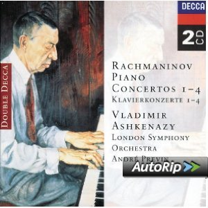 Image for 'Complete Piano Concertos / Rhapsody (London Symphony Orchestra feat. conductor: André Previn, piano: Vladimir Ashkenazy) (disc 1)'