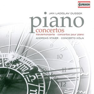 Image for 'Piano Concertos (Concerto Köln feat. fortepiano: Andreas Staier)'