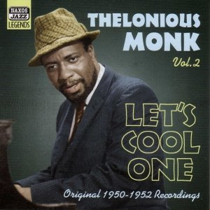 Image for 'MONK, Thelonious: Let's Cool One (1950-1952)'