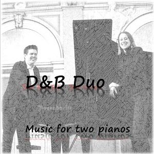 Bild för 'Music for two pianos'