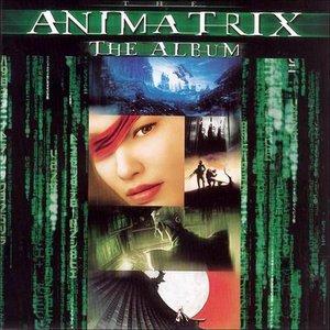 """""""The Animatrix OST""""的封面"""