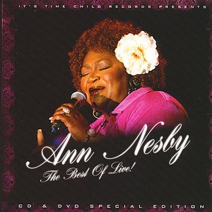 Image for 'Ann Nesby The Best Of Live CD / DVD Limited Edition'