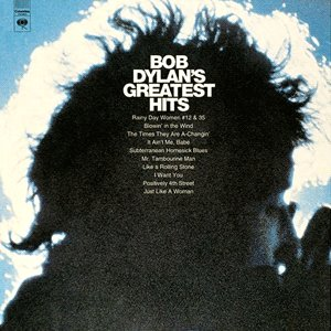 Image for 'Bob Dylan's Greatest Hits'