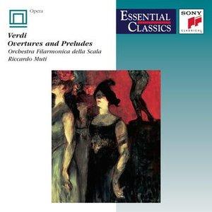 Image for 'Verdi:  Overtures & Preludes'