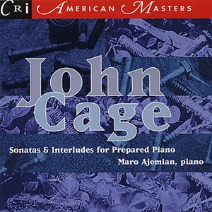 Immagine per 'John Cage: Sonatas and Interludes for Prepared Piano'